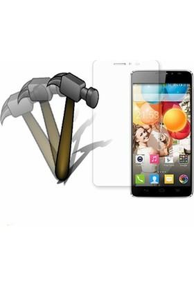 Letstur General Mobile Discovery Android One 4G Temperli Cam Ekran Koruyucu Film