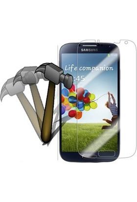 Letstur Samsung Galaxy S4 Temperli Cam Ekran Koruyucu Film