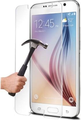 Letstur Samsung Galaxy S6 Temperli Cam Ekran Koruyucu Film