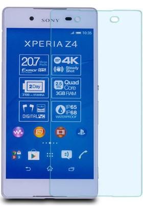 Letstur Sony Xperia Z4 Temperli Cam Ekran Koruyucu Film