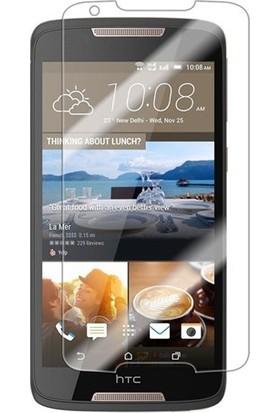 Letstur HTC Desire 828 Temperli Cam Ekran Koruyucu Film