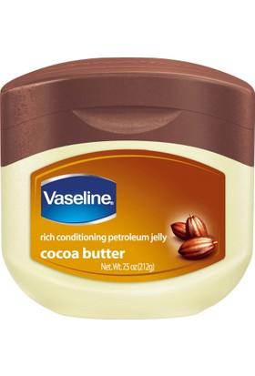 Vaseline Pure Petroleum Cocoa Butter 7.5 Oz (212 Gr)