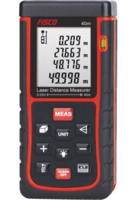 Fisco St-Lm40 Dijital Lazer Metre 40 Mt