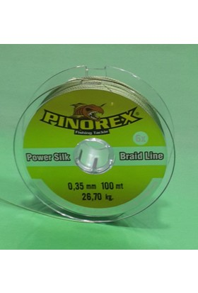 Pinorex Powersilk Misina (100 mt)