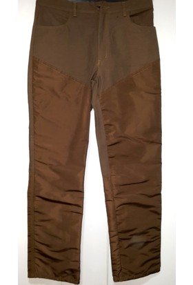 Discovery Kahverengi Takviyeli Mevsimlik Çulluk Pantolonu