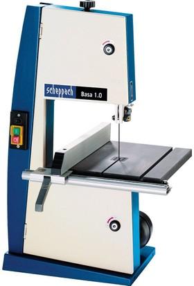 Scheppach Baso 1 Yatarlı Düz Şerit Testere Makinası