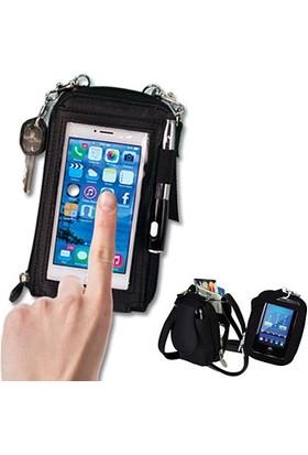 Toptancı Kapında Touch Purse Akıllı Telefon Kılıfı Ve Cüzdan