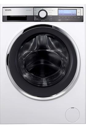 Vestel Hızlı 10912 A+++ 10 kg 1200 Devir Çamaşır Makinesi