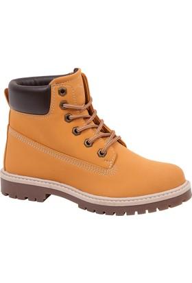 Slazenger Erla Bot Kadın Ayakkabı Sarı