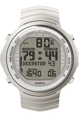 SUUNTO DX SILVER TITANIUM WITH USB