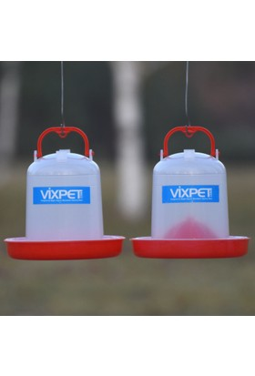 Vixpet Civciv Yemlik ve Suluk Takımı CS 1,5 kg