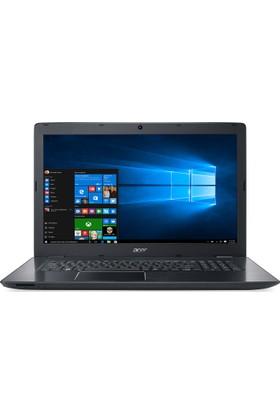 """Acer E5-774G-52FV Intel Core i5 7200U 6GB 1TB + 128GB SSD GTX950M Windows 10 Home 17.3"""" FHD Taşınabilir Bilgisayar"""