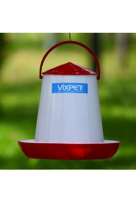 Vixpet Tavuk Yemliği 3 Kg Kırmızı