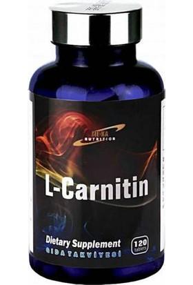 Meka Nutrition L Carnitine 1000 mg 120 Tablet