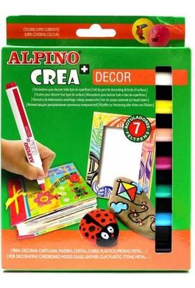 Alpino Crea Decor 7 Renk