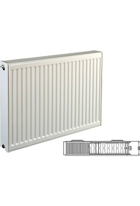 Demirdöküm Pkkp 33 Hatve 600-400 Kompakt Ventilli Ventilli Panel Radyatör