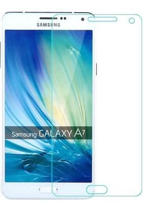 Nokta Samsung Galaxy A7 Ekran Koruyucu Cam