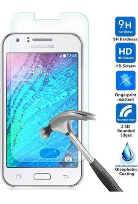Nokta Samsung Galaxy J1 Ekran Koruyucu Cam