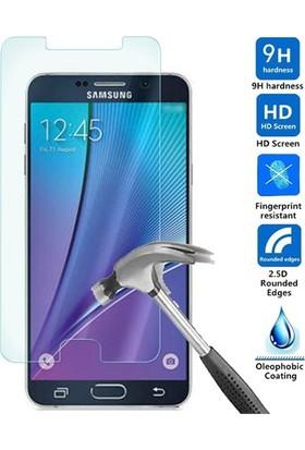 Nokta Samsung Galaxy Note 5 Ekran Koruyucu Cam
