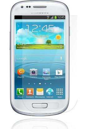 Nokta Samsung Galaxy S3 Mini Ekran Koruyucu Cam