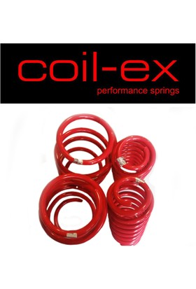Coil-Ex Bmw F10 5.18D 5.20 5.20D 5.23 5.28 5.30 Spor Yay Helezon