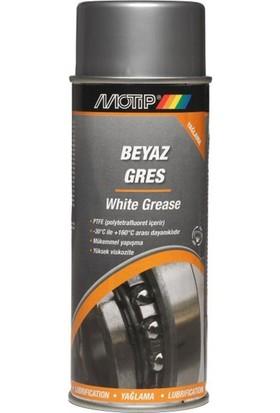 Motip Beyaz Gres 400 ml
