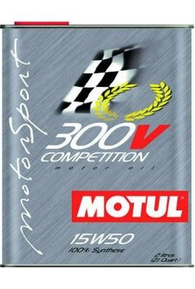 Motul 300V Competition 15W-50 Motor Yağı 2 Litre