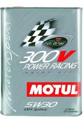 Motul 300V Power Racing 5W-30 Motor Yağı 2 Litre