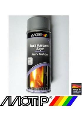 Motip 690°C Isıya Dayanıklı Gümüş Boya 400 ml