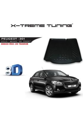 Xt Peugeot 301 Bagaj Havuzu 3D Tasarım