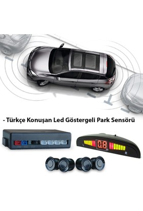 Ottoman Xt Türkçe Konuşan Park Sensörü