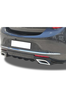 Xt Opel Astra J Hb Makyajlı Egzoz Görünümlü Difüzör