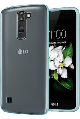 Teleplus LG K7 Tam Korumalı Silikon Kılıf
