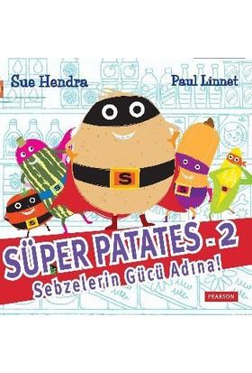 Pearson Süper Patates 2- Sebzelerin Gücü Adına - Paul Linnet