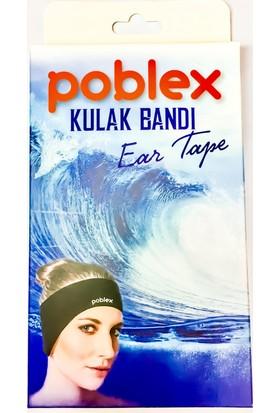 Poblex Kulak Bandı - Kulak Koruyucu Dalgıç Kumaşından