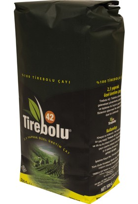 Tirebolu 42 Özel Üretim Siyah Çay 500 Gr