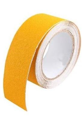 Bant Marketim Sarı Merdiven Ve Zemin Kaydırmaz Kaymaz Bant 25Mmx25Mt