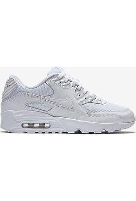 Nike Air Max 90 Mesh {Gs} 833418-100 Erkek Günlük Spor Ayakkabı