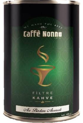 Caffe Nonno Acıbadem Aromalı Filtre Kahve - 500 gr