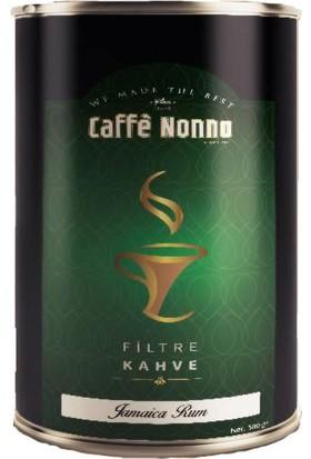 Caffe Nonno Jamaica Rum Aromalı Filtre Kahve - 500 gr