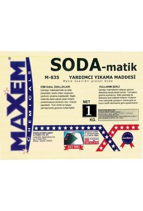Bodex Maxem Soda Matik Yardımcı Yıkama Maddesi 1 KG