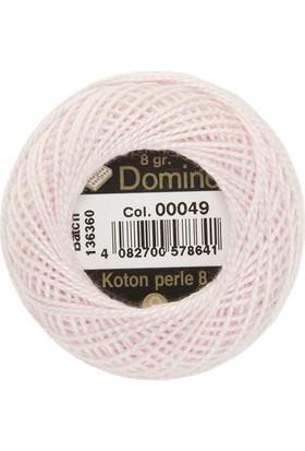 Coats Domino Koton Perle No:8 Nakış İpi 00049