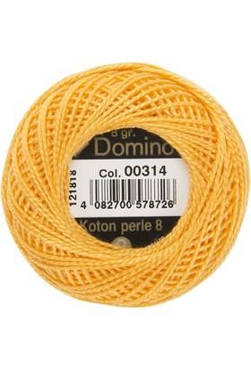 Coats Domino Koton Perle No:8 Nakış İpi 00314