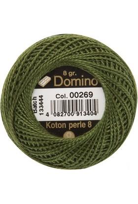 Coats Domino Koton Perle No:8 Nakış İpi 00269
