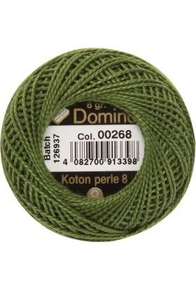 Coats Domino Koton Perle No:8 Nakış İpi 00268