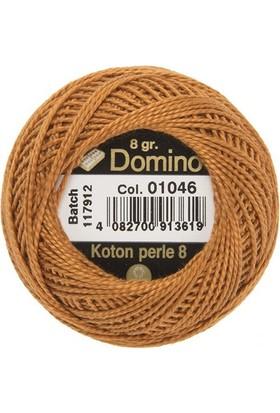 Coats Domino Koton Perle No:8 Nakış İpi 01046