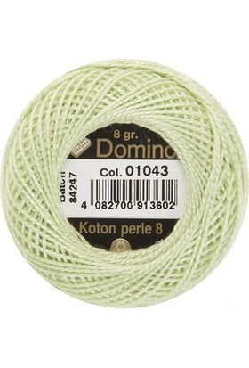Coats Domino Koton Perle No:8 Nakış İpi 01043
