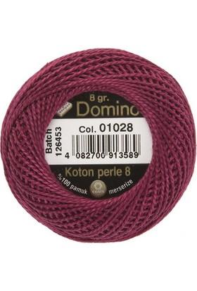 Coats Domino Koton Perle No:8 Nakış İpi 01028