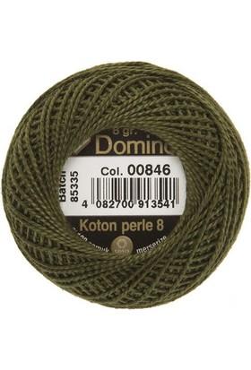 Coats Domino Koton Perle No:8 Nakış İpi 00846