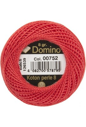 Coats Domino Koton Perle No:8 Nakış İpi 00752